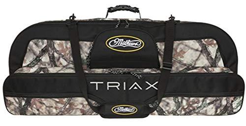 "October Mountain Mathews Edition Triax Bow Case Lost Xd/Black 41"""