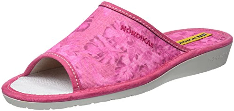 Nordikas Damen D'Baño SRA. Pantoffeln  2018 Letztes Modell  Mode Schuhe Billig Online-Verkauf