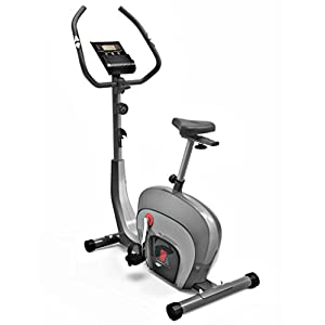 Sportstech ESX550 Premium Design 2020 Ergometer | Deutsche Qualitätsmarke | Video Events & Multiplayer APP | Magnetbremse + 21kg Schwungmasse Pulsgurt Ready| Fitness-Bike | Heimtrainer extra leise