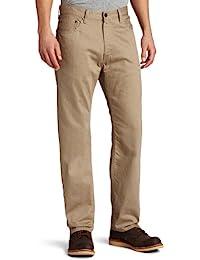 Amazon.es  Straight (Recto) - Pantalones   Hombre  Ropa bbce9b84579c