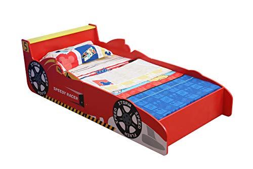 Letti Per Bambini A Forma Di Macchina.Mcc Letto Per Bambini Forma Di Automobile Letto Macchina Cars Rosso