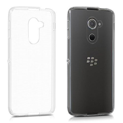 kwmobile BlackBerry DTEK60 Hülle - Handyhülle für BlackBerry DTEK60 - Handy Case in Transparent