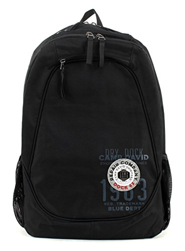 CAMP DAVID Norton Bay Backpack Black
