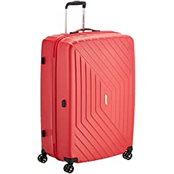 American Tourister - Air Force 1 Spinner 81/33, 117L - 4.3 KG, Rouge (Flame Red)