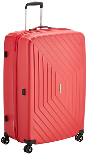 American Tourister Air Force 1 - Maleta, Rojo (Flame Red), XL (81cm-117L)