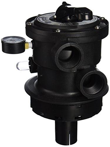 Hayward Pro Series Vari-Flo Steuerventil, Schwarz 1-1/2-Inch-FIP schwarz (De Filter Hayward)
