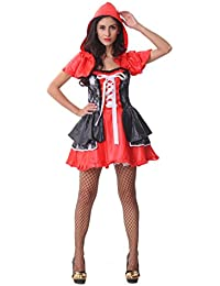 Miss märchenhaftes Rotkäppchen Kostüm Hoodwinked Töchter