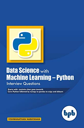 Data Science with Machine Learning - Python interview