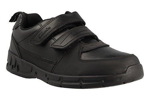 Clarks Maris Fire JNR, Sneakers Basses Garçon