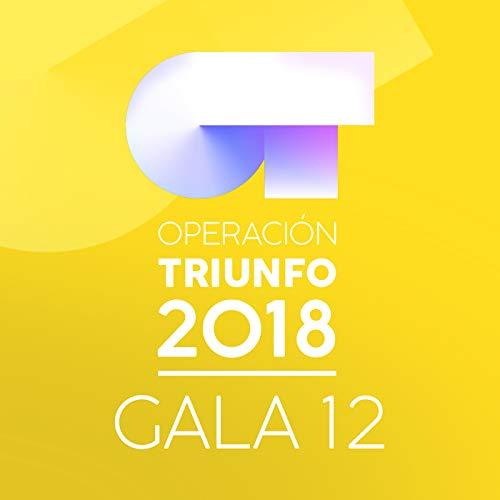 OT Gala 12 (Operación Triunfo 2018)