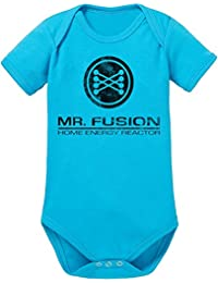 Touchlines Unisex Baby Body Mr Fusion Reactor