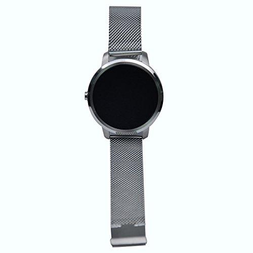 Fitness Tracker Bluetooth, Fitness Tracker Camtoa / Fitness Armband Pulsmesser Bluetooth / Schrittz?Hler Armband Set / Handy-Uhr Smartwatch Bluetooth AUYY88, Schrittz?hler / Fernbedienung