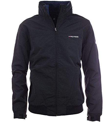 Tommy Hilfiger Herren Jacke, Men's Signature Jacket, Large