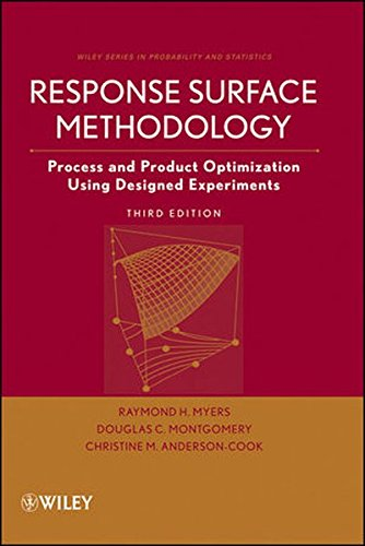 Response Surface Methodology: Process and Product Optimization Using Designed Experiments (Wiley Series in Probability and Statistics, Band 705) -