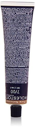 Wella Professionals Koleston 7/00 - Tinte de coloración (60 ml, 1 unidad, tono rubio natural)