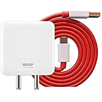 BQeT 30W Warp Charger 6A Type C Cable Compatible with OnePlus 7T / 7T Pro / 7/7 Pro / 6 / 6T / 5T / 5 / 3T / 3/8 / 8 pro…