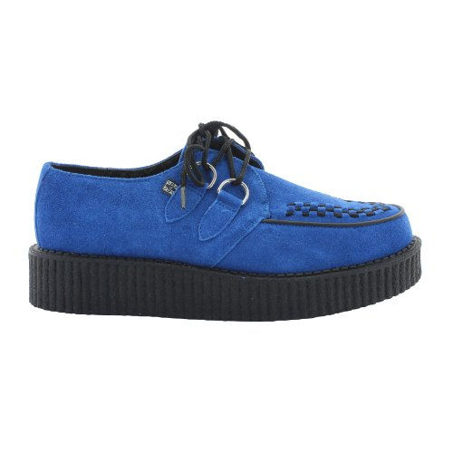 T.U.K. Creeper LOW A8282 electric blue Electric Blue