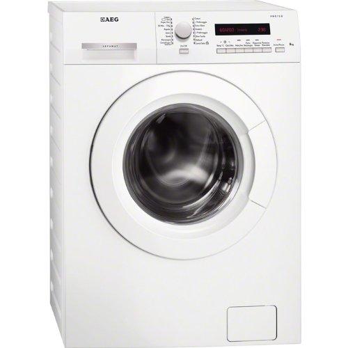 AEG L73280FL Libera installazione Carica frontale 8kg 1200Giri/min A+++ Bianco lavatrice