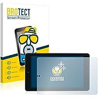 2x BROTECT Matt Protezione Dello Schermo per Mediacom SmartPad 7.0 Go Green M-MP740GOG (anti-riflettente (matte), anti-impronte e antimacchia, installazione senza bolle, taglio di precisione-fit)