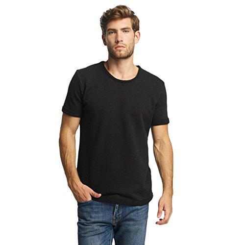 Red Bridge Herren Oberteile / T-Shirt Sweat Schwarz