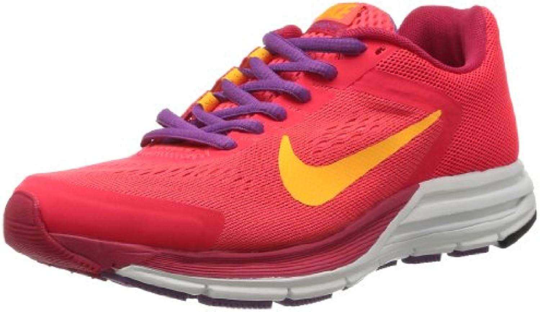 Nike Zoom Structure +17 Rot Damen Laufschuhe 615588-608