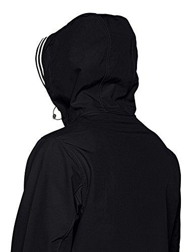 Bench Softshell Jacket, Blouson Homme Schwarz (Black BK022)