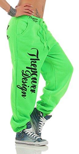 Thepower Boxusa Damen Design Fitnesshose Freizeithose Jogginghose qrESU1r
