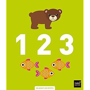 Mon grand imagier des chiffres 123