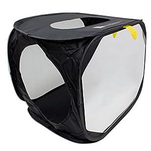 Mirror Box | Spiegeltherapie | Therapiespiegel | Reflex Spiegeltherapie Box | zusammenklappbar, für Hand und Handgelenk