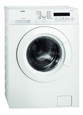 AEG LAVAMAT 71470 FL  Waschmaschine Frontlader / A+++B / 1400 UpM / 7 kg / weiß / OptiSense / Aqua-Control