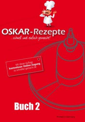 OSKAR Kochbuch 2