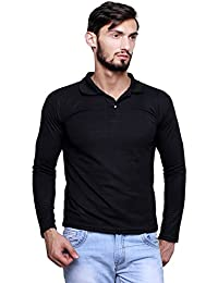 Grand Bear Full Sleeve Polo T-shirt For Men