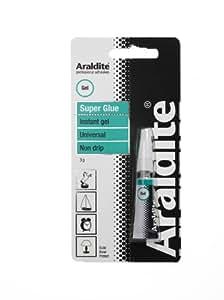 Araldite ARA - 400024 cyano Gel 3 g Tube