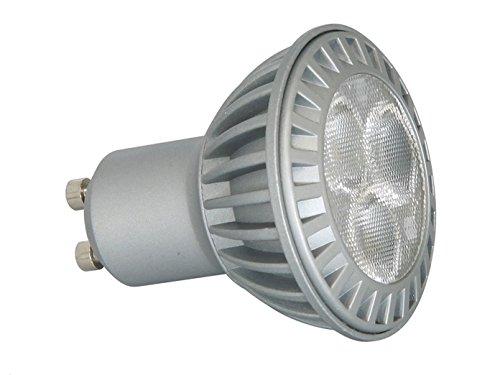 Par16 Reflektor (XQ-lite LED-Reflektor GU10, 4 W, ersetzt 35 W, 230 Lumen, Abstrahlwinkel 38 Grad, warm weiß XQ1392)