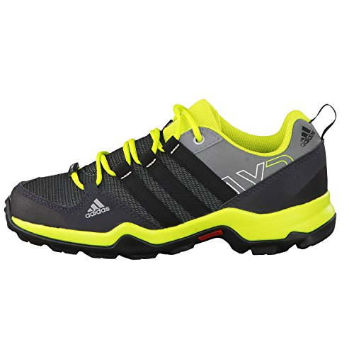 "Adidas Kinder Outdoorschuh ""AX2 CP K"" VISGRE/CBLACK/SESOYE"