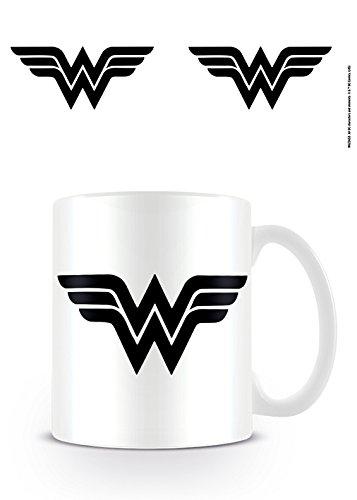 Pyramid International DC Originals Taza Wonder Woman Mono Logo