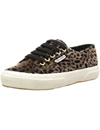 Superga 2750 Leopardhorsew, Zapatillas Unisex