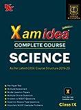 Xam Idea Complete Course Science for CBSE Class 9 - 2020 Exam