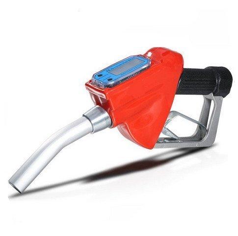 Nuzamas, pistola per carburante da 2,5cm 25cm di per benzina, diesel, gasolio con ugello erogatore misuratore di flusso