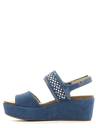 Sandali / Sandali, Colore Blu, Marca Geox, Sandali Modello / Sandali Geox D Jalia C Blu Nd