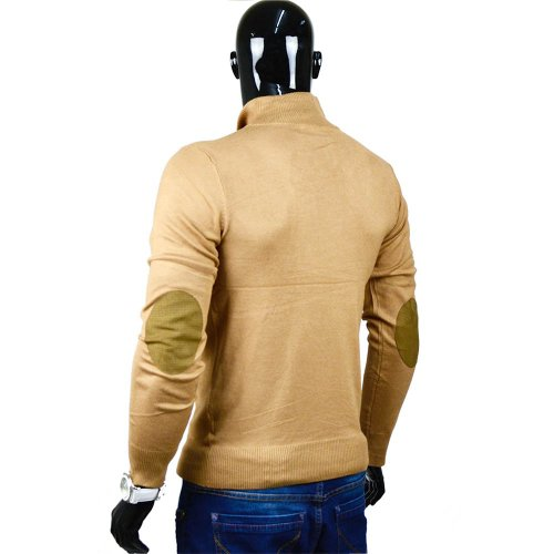 Uomo hoodies ID548 (vari colori) Khaki