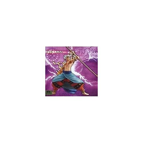 Vol.2 God Enel single item One Piece Super Effect Figure psychic (japan import)