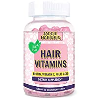 Hair Growth and Strengthen Vitamins chewable Gummy