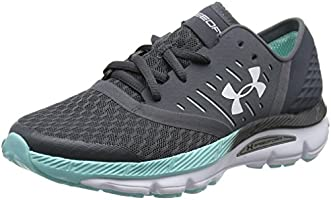 Under Armour Ua W Speedform Intake, Scarpe Running Donna, Grigio (Rhino Gray), 42 EU