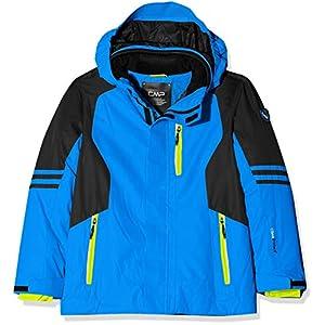 CMP Feel Warm Flat 500038W0334, gepolsterte Jacke Kinder