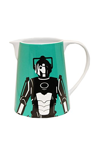BBC Worldwide Doctor Who Cyberman Krug, 1 Liter - Dr Mutanten Who