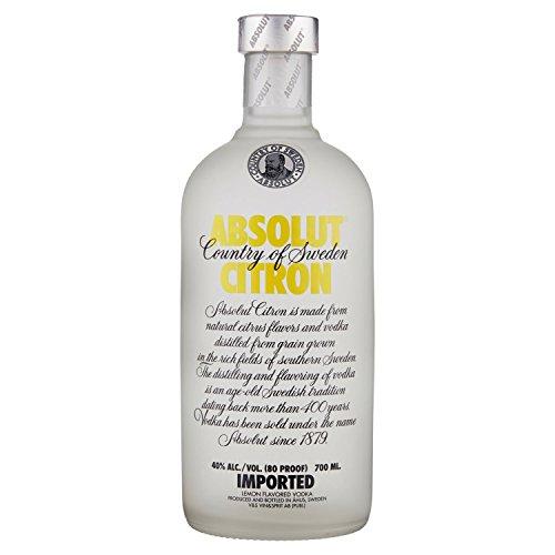 Absolut Vodka Citron 70 cl