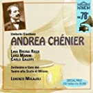 Andrea Chenier by Giordano