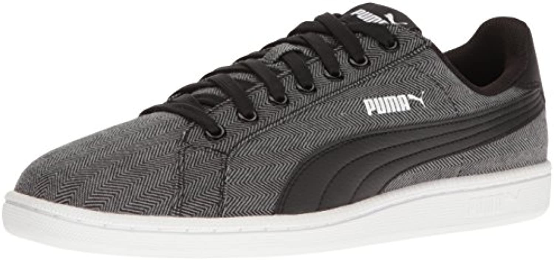 Puma Men's Smash Herringbone Fashion Sneaker