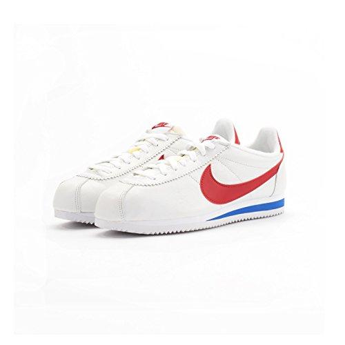 Nike Uomo Classic Cortez Prem Scarpe Running Multicolore Size: 45